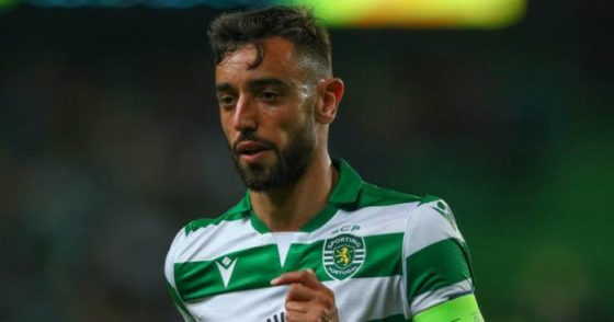 Fernandes makes stance clear to Sporting amid £50m Man United bid