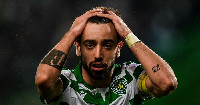 Man United, Bruno Fernandes