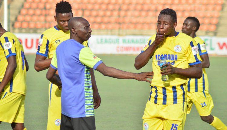 Pius Ibrahim, Adamawa United, Wikki Tourist