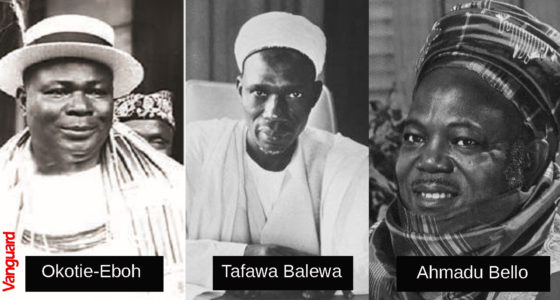 Today In History: Tafawa Balewa, Ahmadu Bello, Okotie-Eboh assassinated in Nigeria's first military coup
