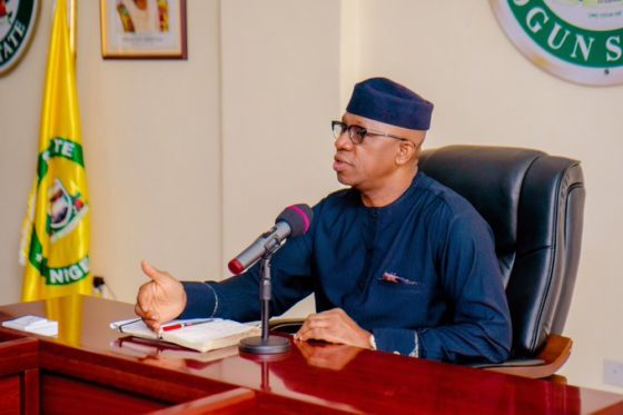 Abiodun warns security agency against corruption