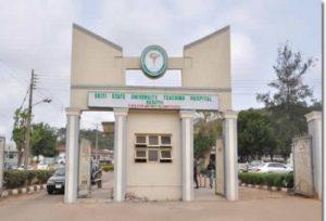 Ekiti State teaching hospital (EKSUTH)