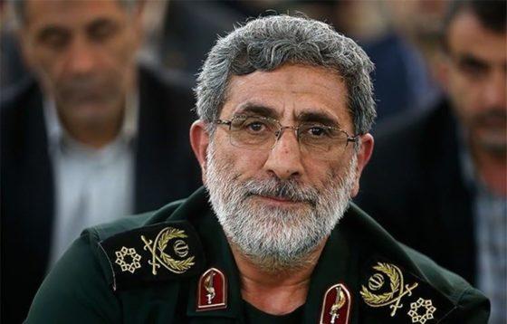 Breaking: Iran names Esmail Qaani new Quds chief after Soleimani killing