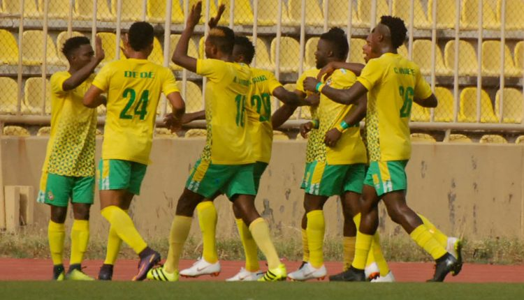 Kwara United, Sunshine Stars, NPFL