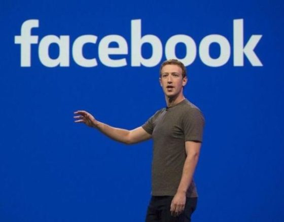 Facebook CEO backs regulation of harmful online content