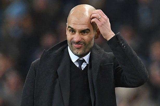 Pep Guardiola, Crystal Palace