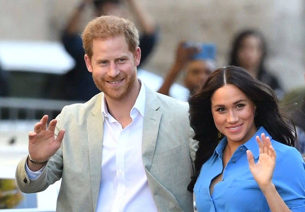 Prince Harry and Meghan Markle quit social media — Report