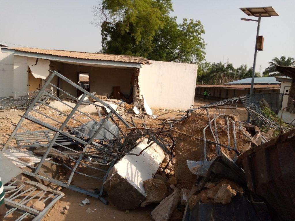 We did not demolish, attack old people's home – Kwara Govt