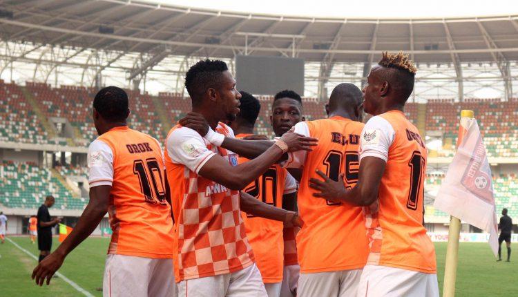 NPFL, Alao Dambani, Kwara United, Akwa United