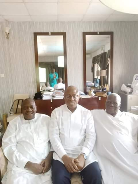Igali extols Clark, Wariboko over immense educational impact