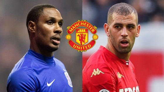 Manchester United turn to Ighalo, Slimani for redemption