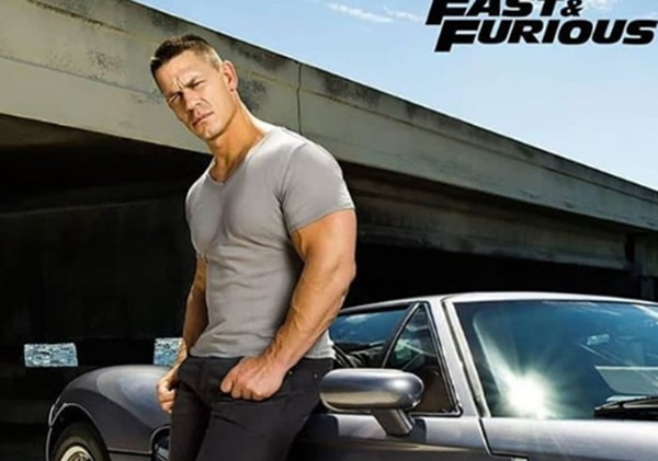 John Cena Joins Cast Of Fast & Furious 9