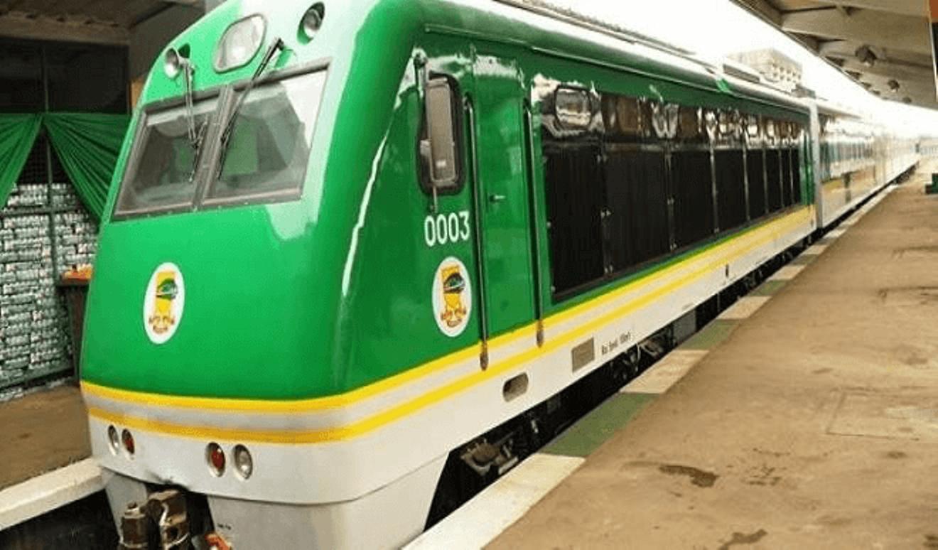 Kaduna-Abuja train
