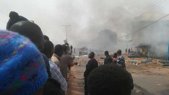 BREAKING: DPR identifies illegal LPG transfer as reason for Kaduna gas explosion