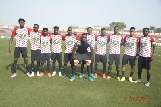 Ogunbote underplays Lobi Stars good run, seeks more wins