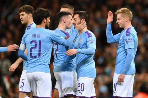 Man City players called in for emergency meeting after UEFA ban