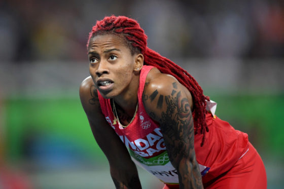 Michelle-Lee Ahye: Trinidad & Tobago sprinter banned for two years