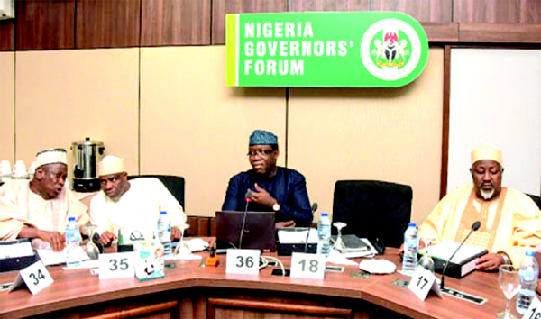 States to get $2m each to accomplish GIS — NGF