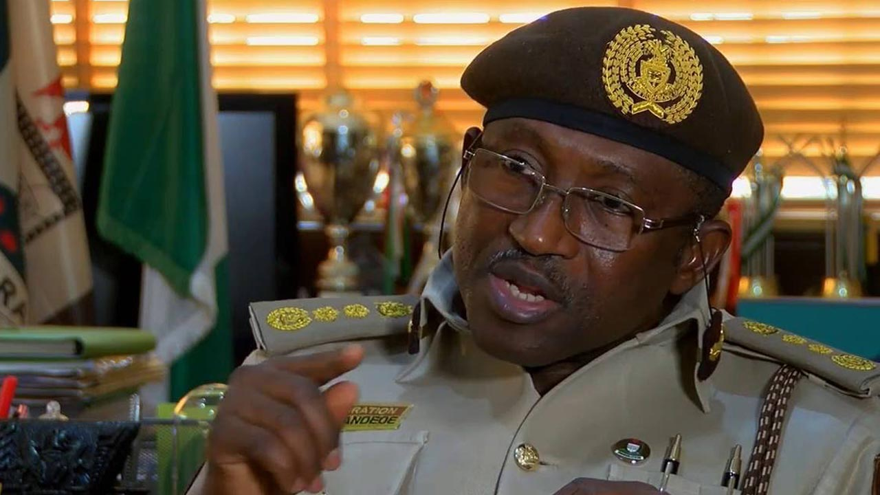 NIS prevents trafficking of 9 girls