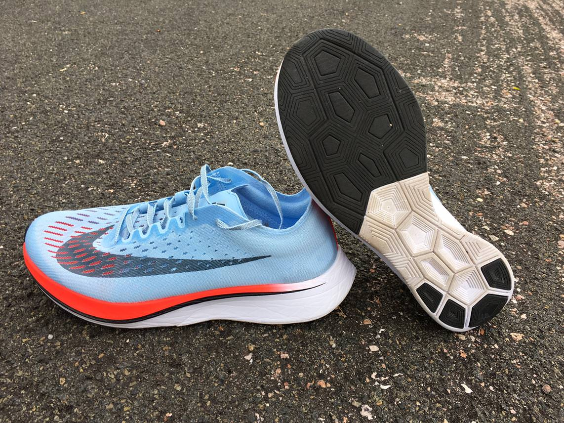 Nike, Vaporfly, Athletics