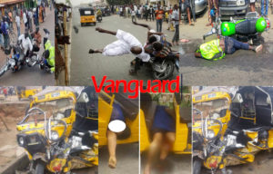 Accidents in Lagos