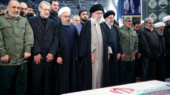 Soleimani: Huge crowds attend slain commander's funeral