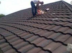 Church roof sheet