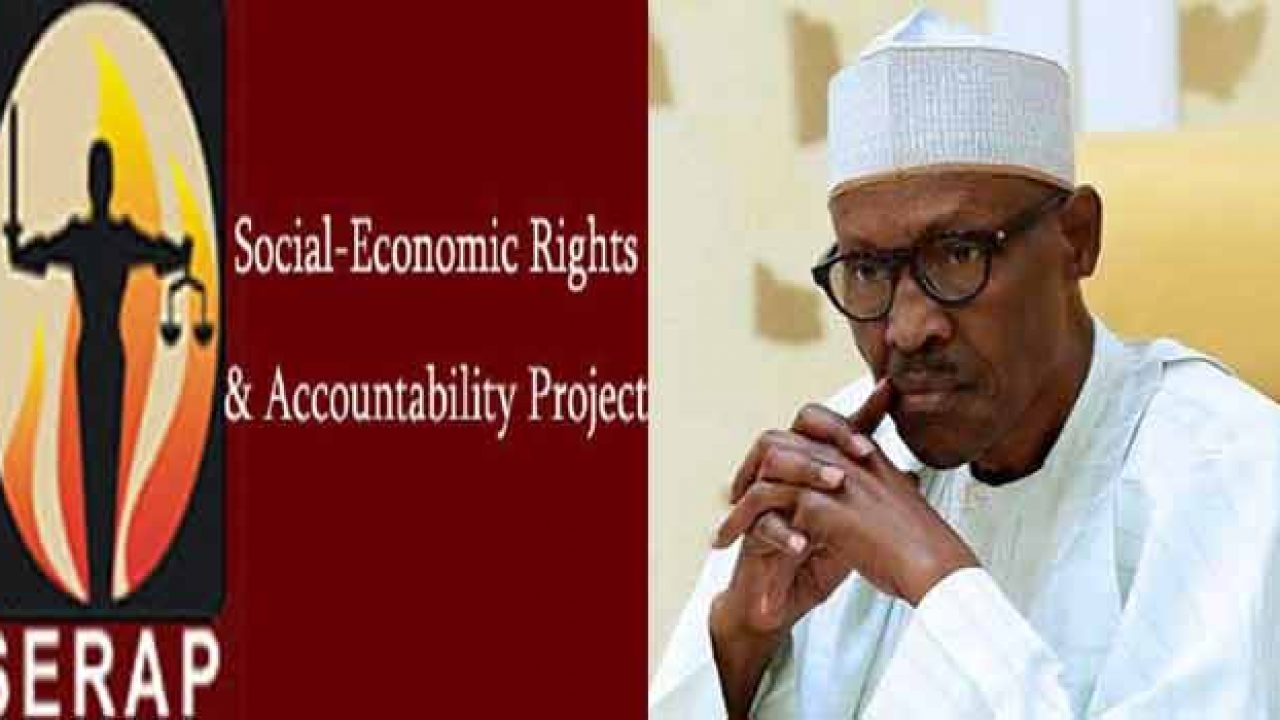 Revisit corruption cases involving Igali, Owan, others, SERAP charges FG