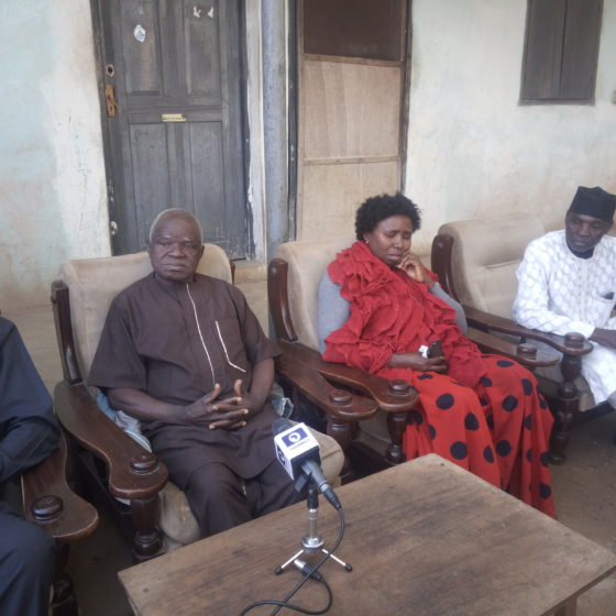BOKO HARAM: Family of executed student tasks Federal Government on security