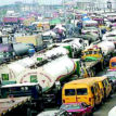 Apapa gridlock: Lagos traffic team uncovers e-Callup ticket forgery by truck drivers