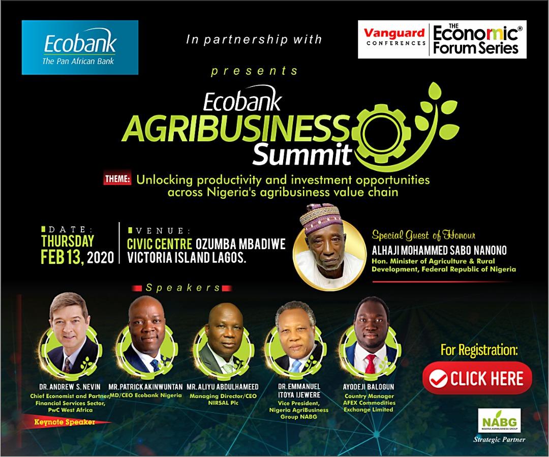 Vanguard Economic Forum : Registration
