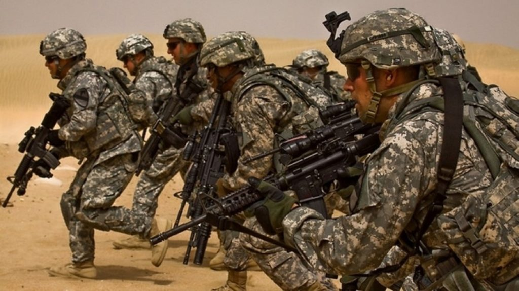 9,000 U.S. soldiers threaten to leave Korea over funding row
