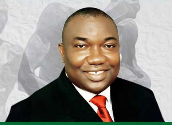 Nsukka PDP apologises to Ugwuanyi over protest