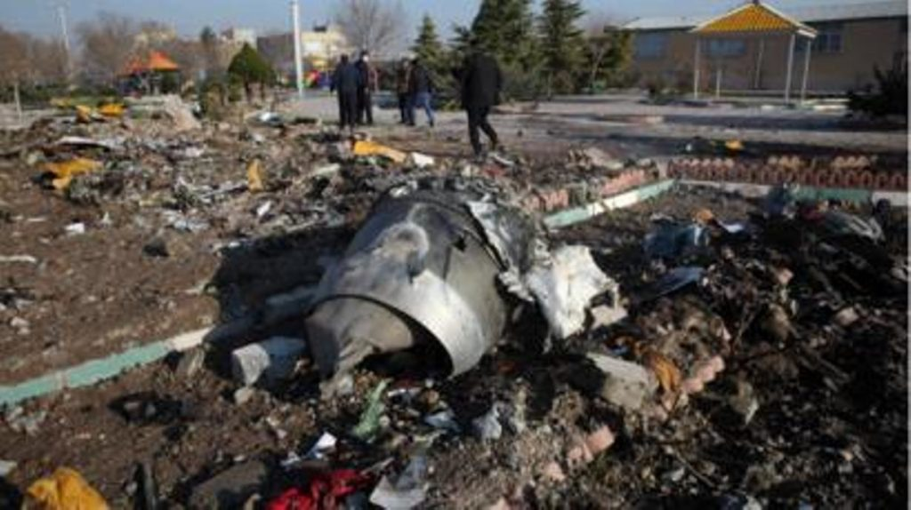 Nigerian reported to be involved Ukrainian Aircraft crash speaks out