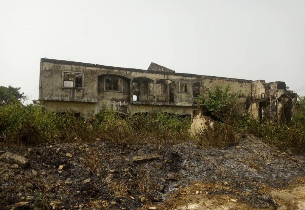 Warri Royal Cemetery