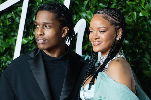 Rihanna, ASAP Rocky