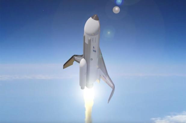 Boeing, Spaceplane
