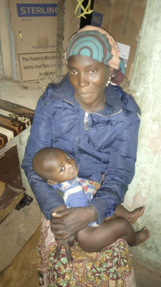 Police rescue woman, 7 months old baby from Kidnappers in Katsina forest