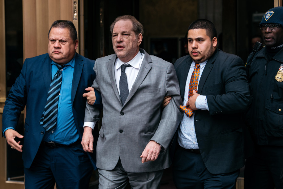 Harvey Weinstein, Trial