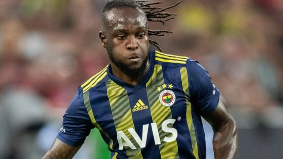 Victor Moses nears Fenerbache exit with Conte's Inter waiting