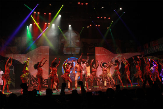 How MTN Foundation lit December with chart topping theatre productions