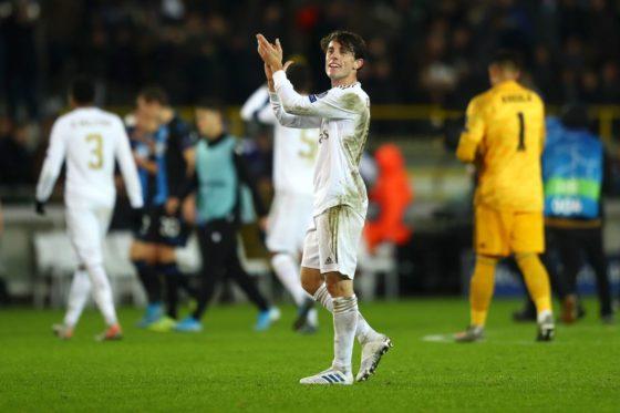 Real Madrid's Odriozola completes Bayern Munich loan move