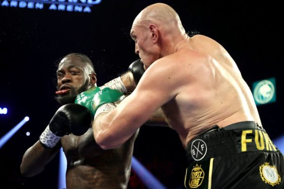 $30M BEATDOWN: Wilder, Fury smiling to the bank after Las Vegas bout
