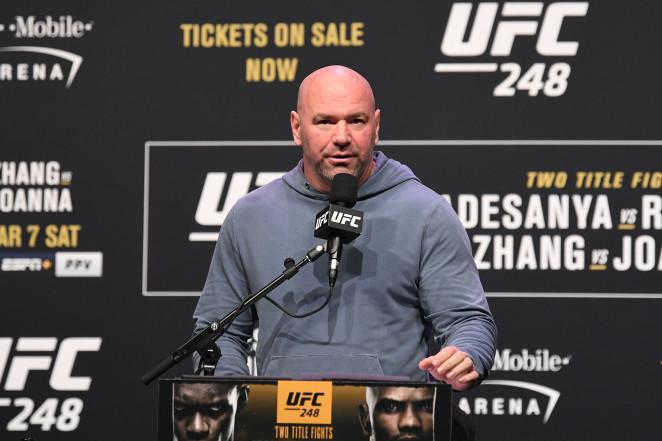 UFC, Fighters, Investors
