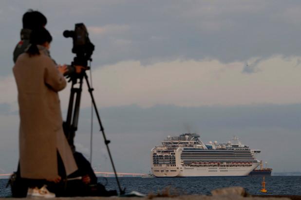 Japan, Cruise ship, Coronavirus