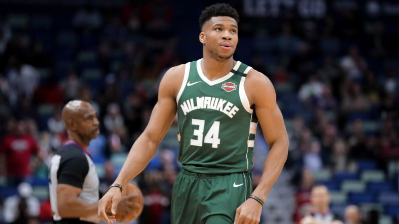 NBA, All-Star Game, Giannis Antetokounmpo