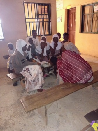 How Nigerian Girls creates safe haven for adolescent girls