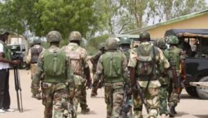 Military neutralises 64 bandits, arrests gunrunners in Kaduna