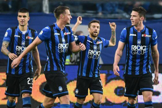 Atalanta ride wave of remarkable run in Champions League