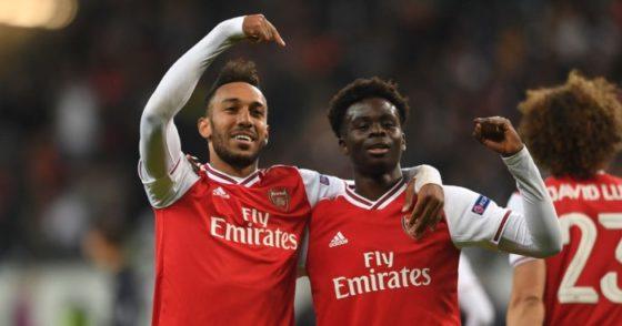 Arteta optimistic over Bukayo Saka's contract amid Man United links
